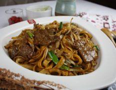 F. Mix Noodle_Stir-Fried Noodle